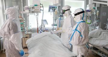 Спад заболеваемости и много смepтей. Данные об эпидемии в России за сутки