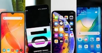 Vendas globais de smartphones sofrem queda de 20% no 1º trimestre, diz Gartner