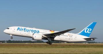 Air Europa anuncia retomada das operações no Brasil em 15 de julho