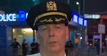 NYPD Chief of Department: The People We Arrested on Monday Are 'Back out Here'