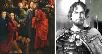 Пришедший с мечом от меча и погибнет: Евангелие и Александр Невский. Что это значит и кто сказал?