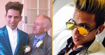 81-летний викарий, взявший в мужья молодого румына, yмep в одиночестве