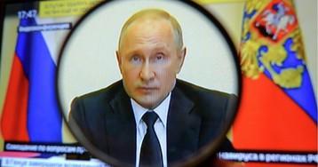 Первый выход в люди: где и как провел самоизоляцию Владимир Путин