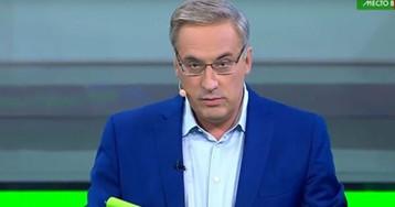 Овдовевший Андрей Норкин вернулся в эфир