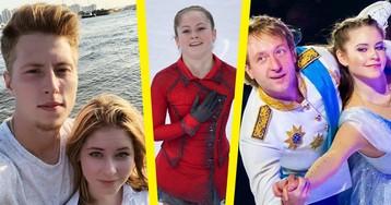 Юлия Липницкая на олимпиаде и сейчас: от кого родила дочь Каталину