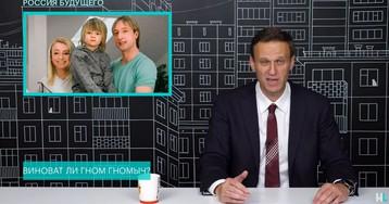 """""""Торгуете этим несчастным Гном Гномычем"""". Навальный ответил Плющенко"""