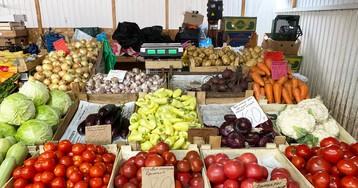 Цены на Крымском рынке
