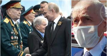 Онищенко высказался о сидящих на трибунах ветеранах в коронавирус