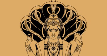 Кто такой Вишну? Бог Вишну в индуизме: хранитель вселенной и муж богини Лакшми