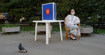 Голосование идет, что с эпидемией? Свежие данные о коронавирусе в России