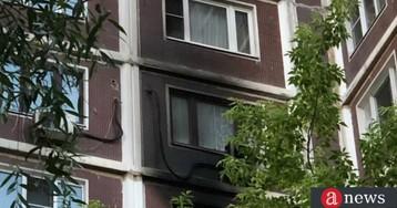При пожаре на западе Москвы погибли мать и ее 10-летний ребенок