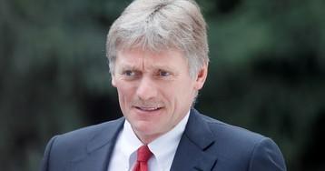 Песков: голосование - это «триумфальный референдум о доверии Путину»