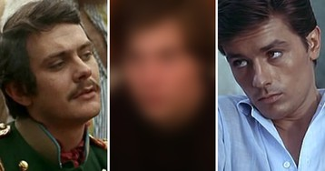 Сына Анны Михалковой сравнили с Аленом Делоном