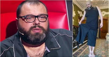 Минус 100 кг: Фадеев раскрыл секрет своего экстремального похудения