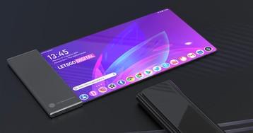Для LG даже растягивающийся экран в смартфоне – не проблема
