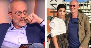 Александр Гордон: биография, жены и дети телеведущего