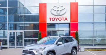 Toyota совместно с врачами создали рекомендации по безопасному использованию автомобиля в период пандемии