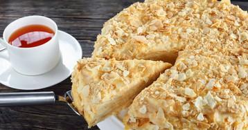 Рецепт торта «Наполеон». Классический торт «Наполеон». Как сделать торт «Наполеон» в домашних условиях?