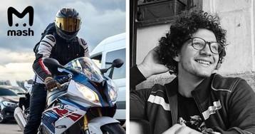 В Москве сын банкира Аганбегяна разбился на мотоцикле, сбив пешехода