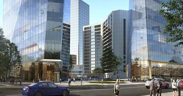 На территории ЦМТ в Москве построят 200-метровый небоскреб