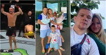 Знай наших: Петр Ян стал чемпионом мира UFC