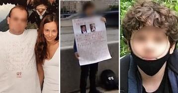 Невеселый финал. Чем кончилась история мальчика с плакатом, искавшего папу