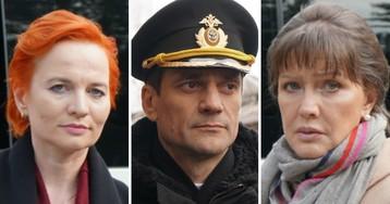 «Как можно так унизить моряков». За что ругают сериал «Андреевский флаг»?
