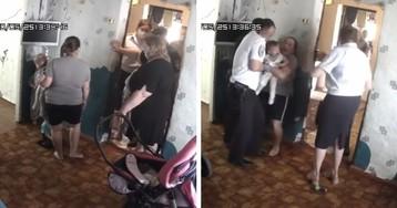 «Матери в наручниках» вернули четверых детей, которых отобрала опека