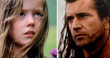 Что стало с юной подружкой Мела Гибсона из «Храброго сердца»?