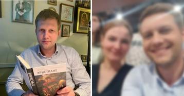 """""""Мы с Наташей"""". Борис Корчевников опубликовал фото с девушкой"""