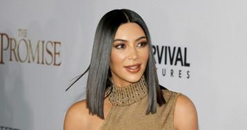 Ким Кардашьян: биография, личная жизнь, семья. Сколько ей лет?