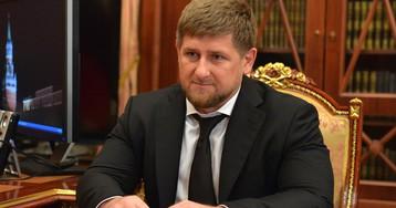 США внесли Кадырова в «черный список»