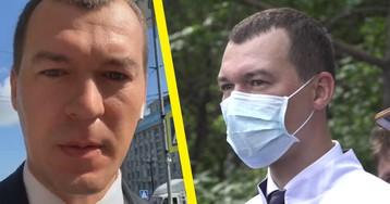 Кто такой Михаил Дегтярёв: почему Хабаровск отверг нового губернатора