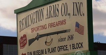 Gunmaker Remington bankrupt for second time in two years