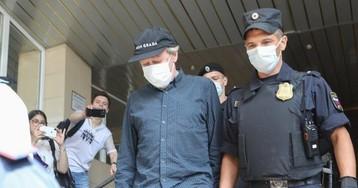 Михаил Ефремов отрепетировал суд