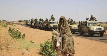 В Дарфуре боевики убили десятки фермеров