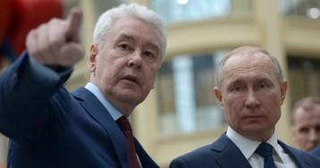 """""""Скрытая угроза"""". Как понимать слова Собянина и Путина о второй волне"""