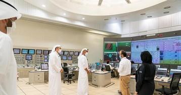 ОАЭ стали первой арабской страной-производителем ядерной энергии