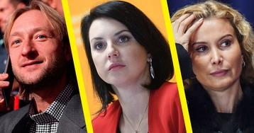 «Это просто ужас». Слуцкая отчитала Плющенко за конфликт с Тутберидзе