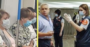 Облавы и штрафы. Как и зачем в Москве ужесточили масочный режим