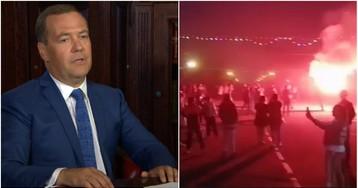 Медведев обратился к сторонникам Фургала и протестующим в Хабаровске