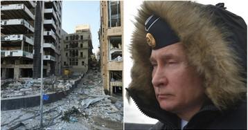 Русские не бросают: в Бейрут прибыли российские врачи и спасатели