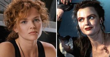 Как сейчас выглядит актриса Дина Мейер из «Звёздного десанта»?