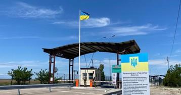 Кабмин до 30 августа закрыл КПВВ на админгранице с оккупированным Крымом с целью предотвращение распространения на территории Украины COVID-19, - Немчинов