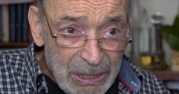 После инсульта: Сафронов рассказал о состоянии Гафта