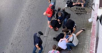 В Минске задержали журналистов российского телеканала