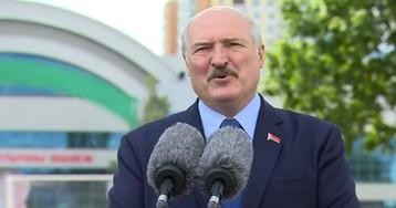 Лукашенко отреагировал на протесты в Минске