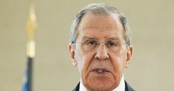 Лавров заявил о необходимости освобождения российских журналистов