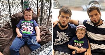 18-летний блогер из Дагестана с внешностью ребенка набирает популярность
