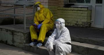 Медсестра Симакова рассказала о первом симптоме коронавируса